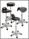 Industrial work chairs PROFI