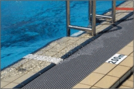 Cover gratings and safety mats