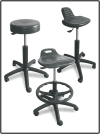 Industrial work chairs POLY